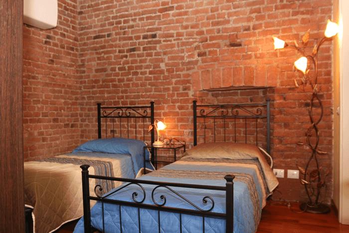 loft chiaralba orsa maggiore camera da letto