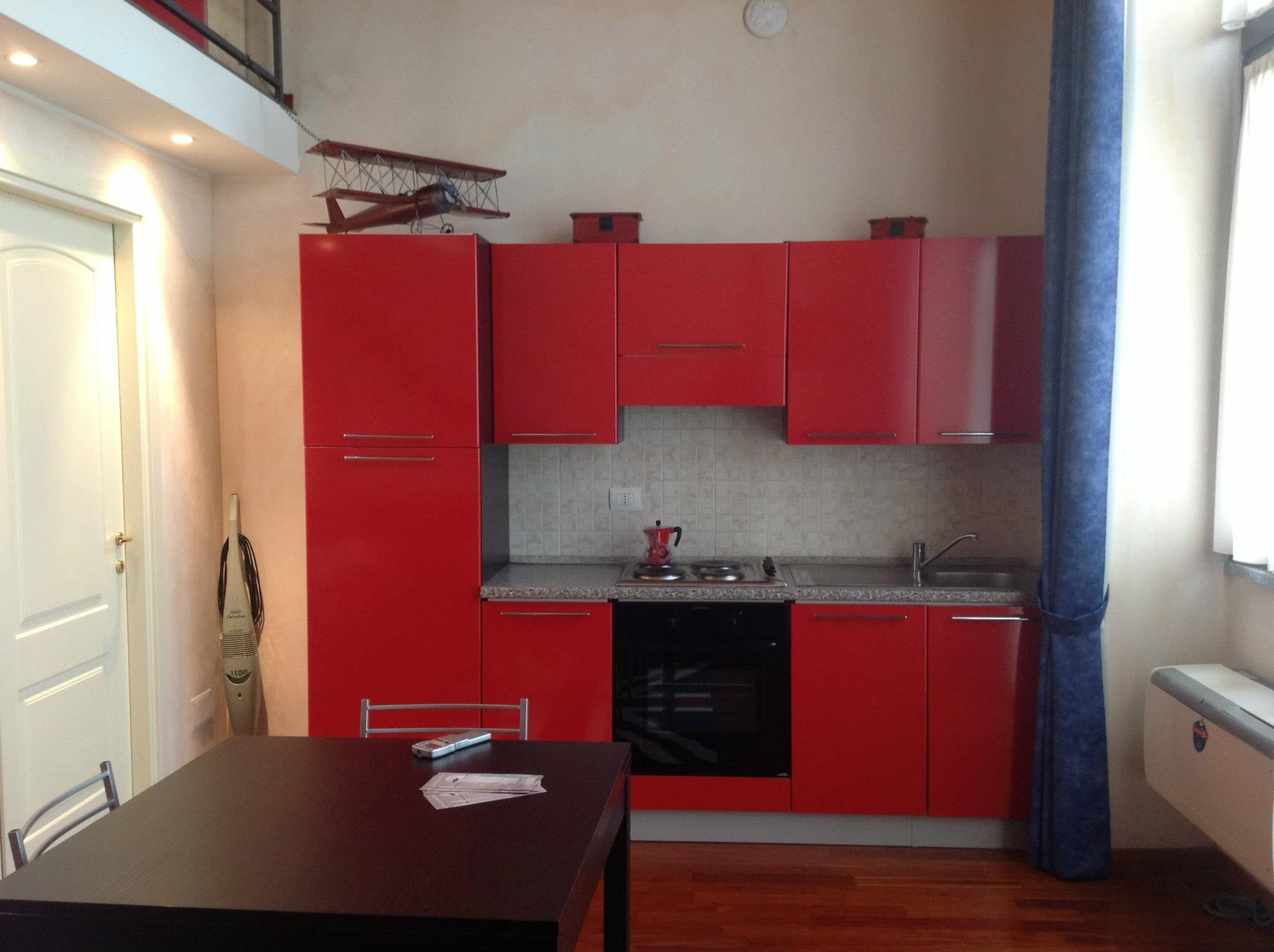 loft chiaralba sirio cucina