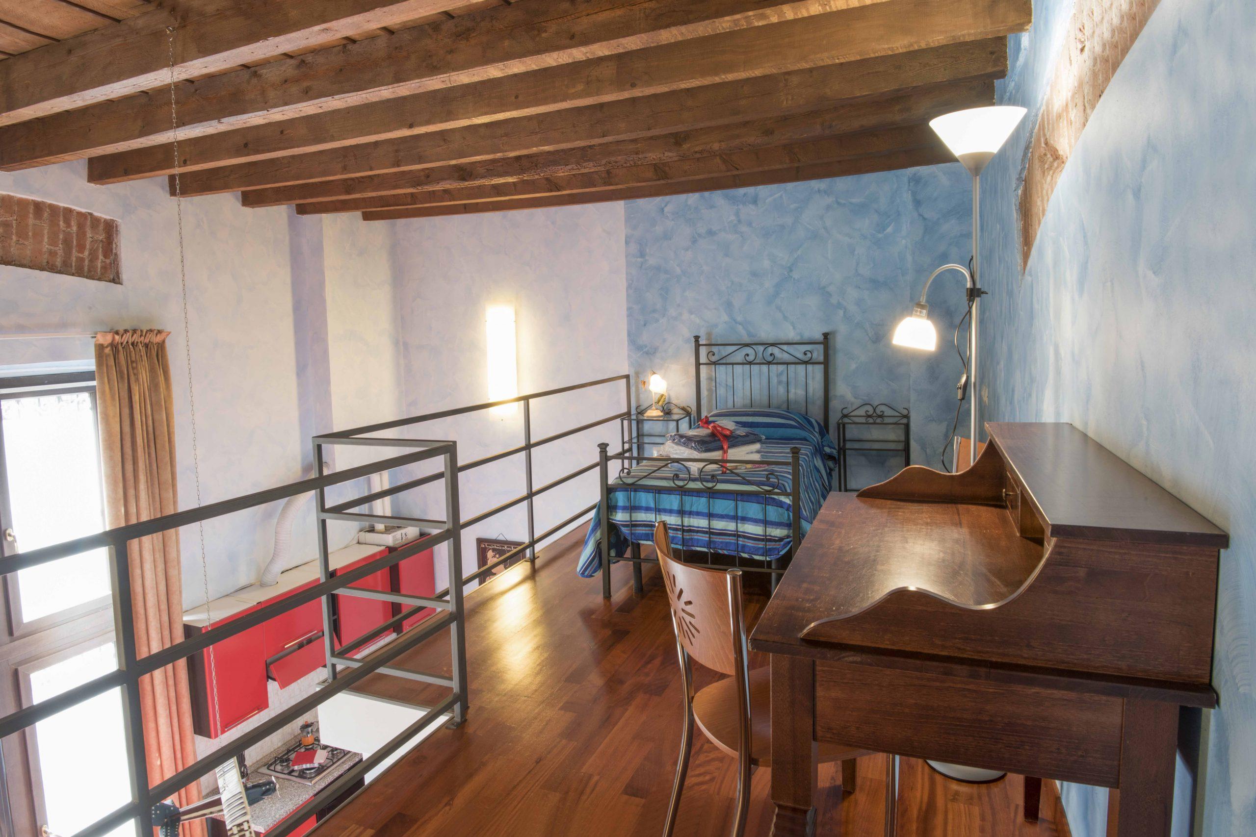 loft chiaralba appartamento sole zona letto