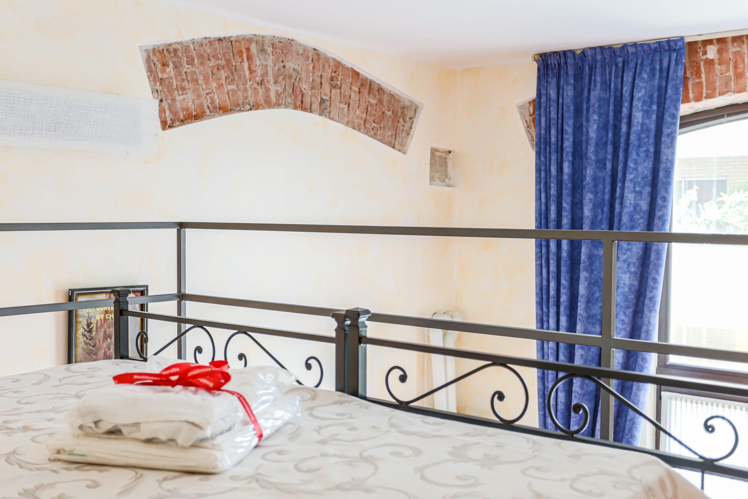 loft chiaralba sirio camera da letto